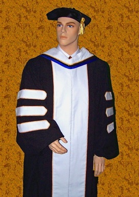 custom doctoral regalia